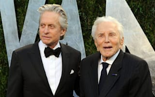 Kirk Douglas 'doing great' as 100th birthday approaches, says son Michael