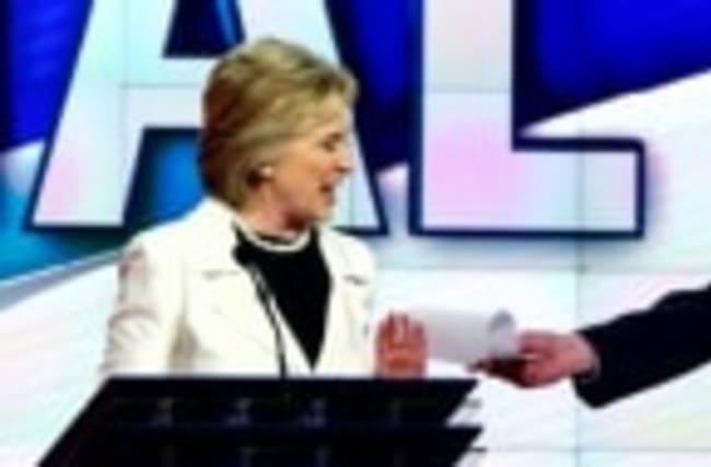 Clinton and Trump prepare to face off