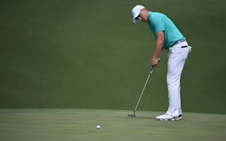 Spieth two clear at Augusta as Day falters