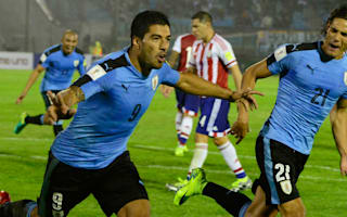 Cavani thrilled with 'crucial' Uruguay victory