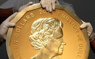 Solid gold coin worth £3.2 million stolen from Berlin museum