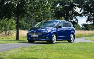First Drive: Ford S-Max