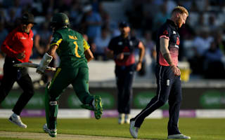 Injured Stokes to be assessed after training on Friday