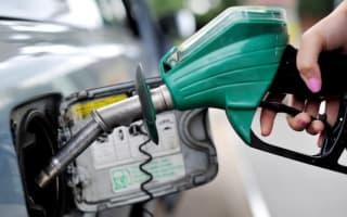 Petrol prices creeping up again