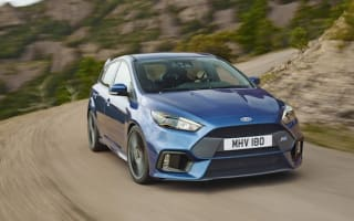 Ford reveal incredible new Focus RS power outputs
