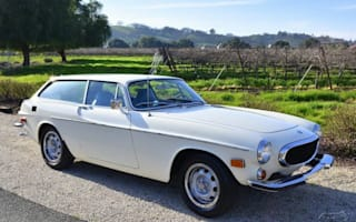 Pristine 1973 Volvo 1800ES hits the market in California