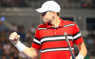 Isner, Querrey into Houston quarters
