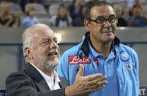 Napoli pledge funds to earthquake victims