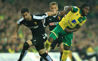 Norwich City 4 Watford 2: Mbokani on target but Norwich go down