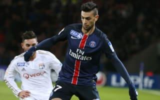 Paris Saint-Germain v Toulouse: Pastore and Marquinhos doubts for last-32 clash