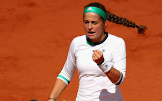 French Open semi-final Ostapenko's best birthday present