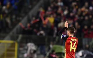 Belgium 8 Estonia 1: Magnificent Mertens inspires crushing win