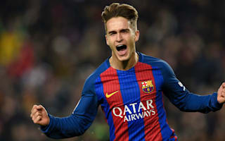 Denis Suarez can replace Iniesta as Barcelona's Harry Potter - Luis Enrique