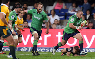 Hames to make New Zealand debut in Bledisloe Cup opener