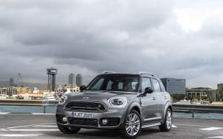 First Drive: Mini Cooper S E Countryman