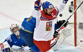 Czech Republic surge clear, US maintain challenge