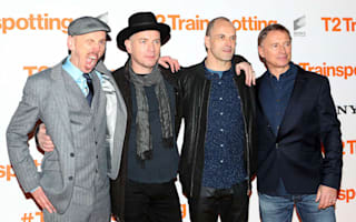 Trainspotting cast reunited for T2 world premiere in Edinburgh