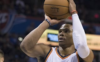 Westbrook leads Thunder with another triple-double, Heat down Pelicans
