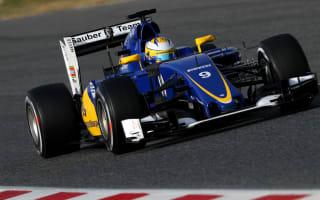 Sauber target F1 impact in 2016