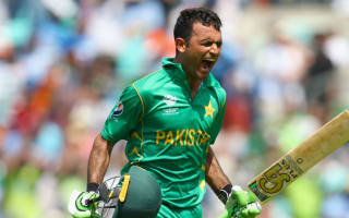 Fantastic Fakhar hits maiden ton as Pakistan post huge target