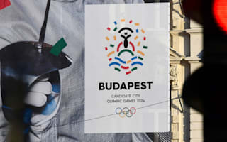 Budapest Olympic bid chief downbeat over 2024 hosting hopes