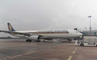 Singapore Airlines plane skids off runway upon landing in Myanmar