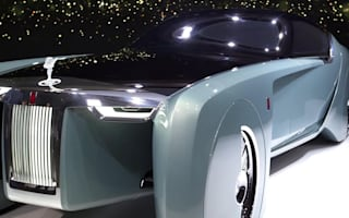 Rolls-Royce give vision of the future with concept car