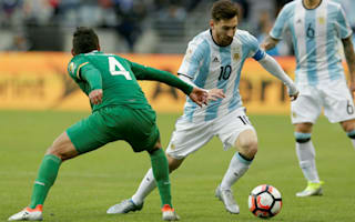 Messi: More to come from Argentina