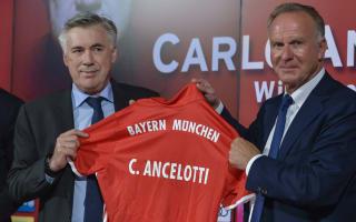Ancelotti wants to leave Bayern Munich legacy