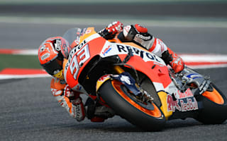 Marquez claims Catalan GP pole on emotional day