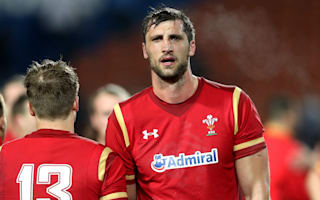 Charteris and Patchell drafted in for Wales