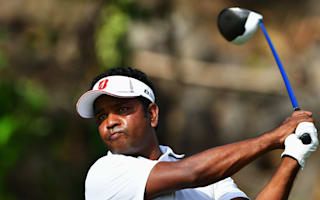 Rahman leads after Dodt's dismal back nine