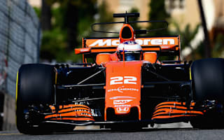 Button hit with 15-place grid penalty in Monaco