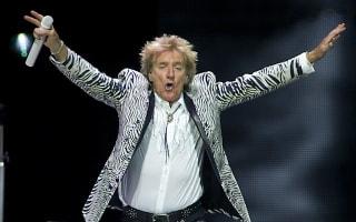 Rod Stewart and Tim Peake feature in Queen's Birthday Honours List