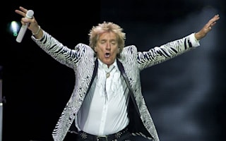 Rod Stewart and Tim Peake feature in Queen's Birthday Honours List