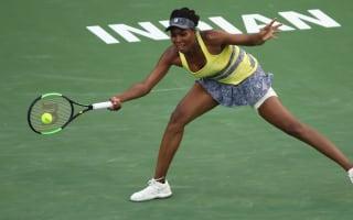 Venus beaten by Vesnina, Mladenovic into semis