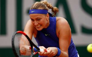 No expectations as Kvitova gears up for Wimbledon