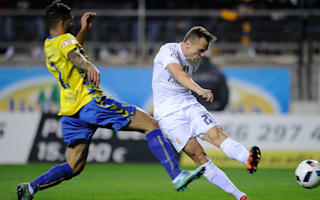 Cadiz confirm Cheryshev complaint lodged with RFEF