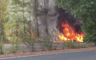 Tesla Model S fire caused by 'bad electrical connection'