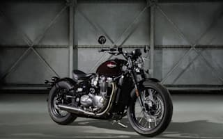 Prices and specs for Triumph Bobber revealed