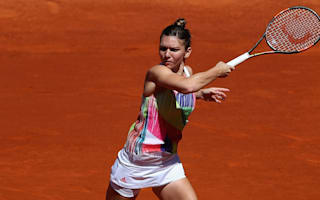 Halep cruises through, Cibulkova battles back in Madrid