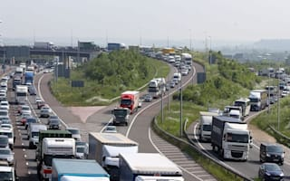 Britain's traffic levels hit all-time high in 2016