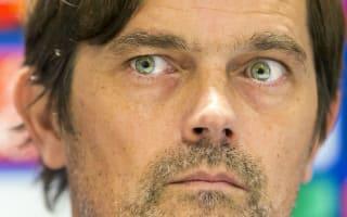Cocu bullish over PSV's chances of advancing