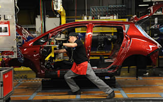 Car manufacturing propping up Britain's economy, says industry boss