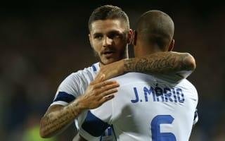 Icardi hails Inter's transfer business