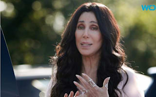 Cher compares Donald Trump to Stalin and Hitler