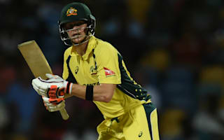 Smith, Marsh and Maxwell guide Australia past Windies