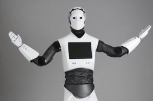 Una empresa española ha creado el primer robot policía para Dubai