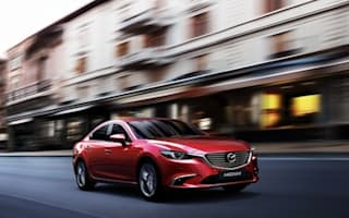 Refreshed Mazda 6 to cost from £19,795