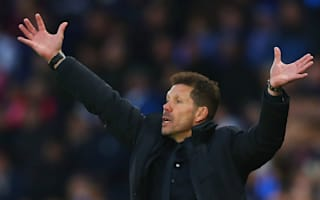 Simeone: Atletico Madrid can compete with Barcelona, Bayern and Real Madrid